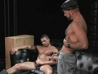 Angelo Marconi Fucked By Hirsute Dad Josh West