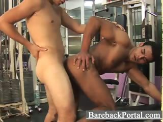 Raw fucking gay pair