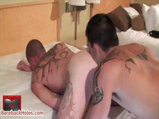 Sage Daniels and Shane Stone in homosexual part1