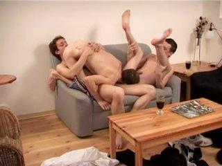 3 Lewd Dudes