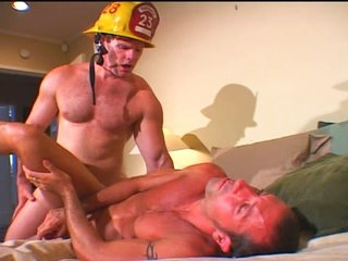 Lascivious Fireman Bonks the Martyr