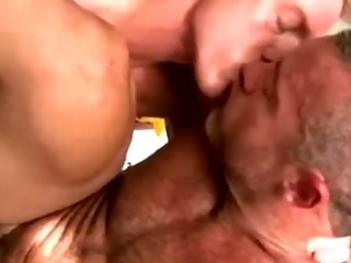 Hot amateur homosexuals blow their loads