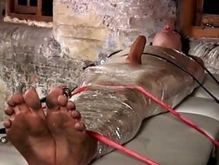 Jonny Parker Fastened And Punished
