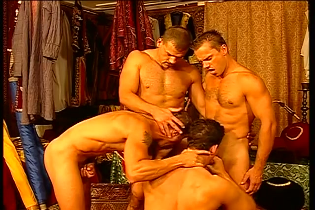 Arabian style homo fucking to the extremes