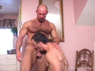 Gay Shaggy Daddy Acquires Drilled