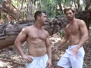 2 gym hot men's