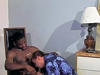 This astounding interracial gay sex clip scene starts with macho darksome hunk...
