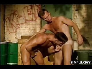 Gay Hunks Public Blow job stimulation Sex