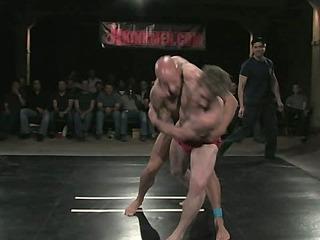Dean Tucker vs Drake JadenThe Live Audience Match