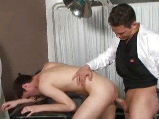 Doctor Brandon Stone Copulates His Cute Patient