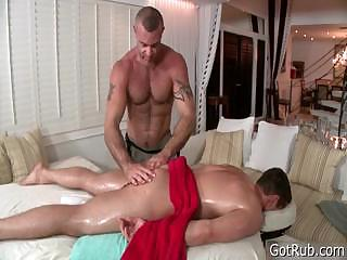 Hunky fellow gets asshole rimmed 2 part6