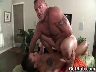 Worthwhile stud gets superb homo rub 9 by GotRub