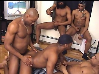 Come join the party as those homeys receive jointly for some naughty all...