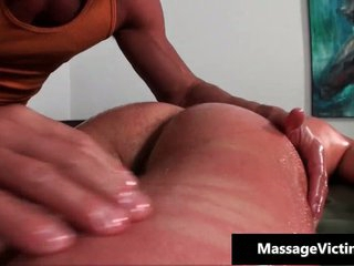 Hawt and lascivious dude receives the superlatively priceless massage
