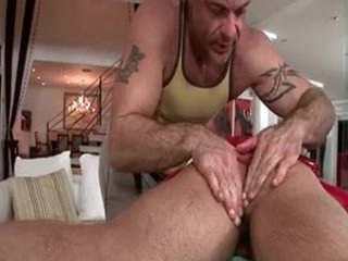 Hunky Guy Acquires Backdoor Rimmed 2 By GotRub