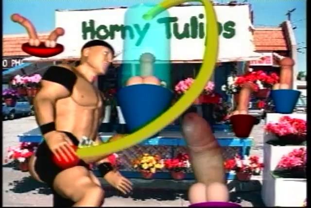 Hardcore gay 3d toon sex action!