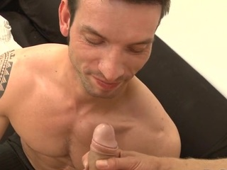 Cute young gay receives raunchy and vile anal drilling