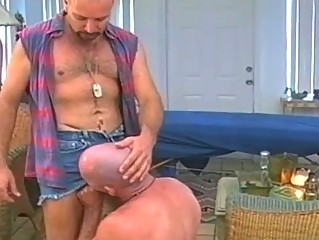Sexually excited Homosexual Dads Fucking Hard