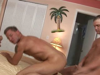 2 sexy straight guys fuck every other