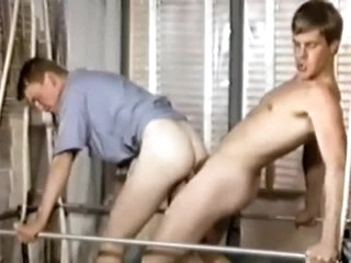 Vintage Twink Homo Irrumation sex And Anal