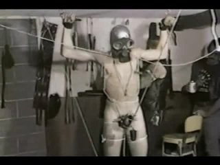 Vintage Gay Servitude And CBT