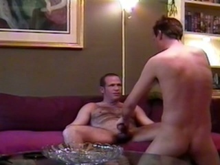 2 hot guys sucks each other's rigid cock!