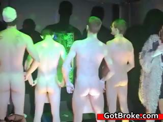Astonishing broke chaps 3some part2