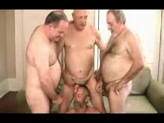 Daddies orgy