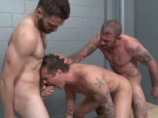 Drilled in Prison