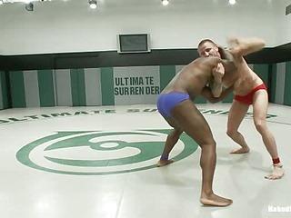 Brenn Wyson vs Jack Hammer