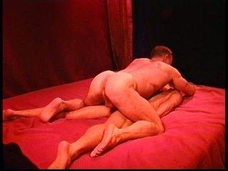 Bodybuilder boyfriends a-hole play and fuck