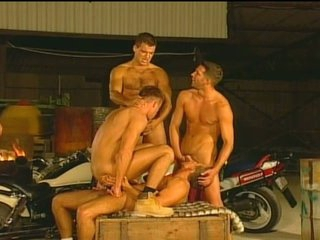 Massive Schlongs Flocking in Sexy Gay Hardcore Enjoyment