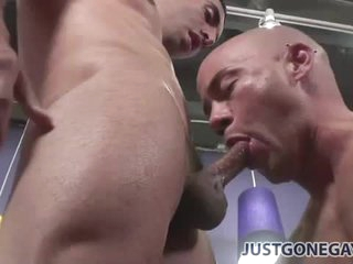 The hawt anal fellows are into fucking and cumming