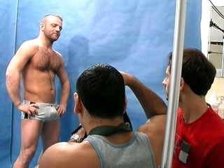 Homo camera chap takes advantage of this fuck anal opening