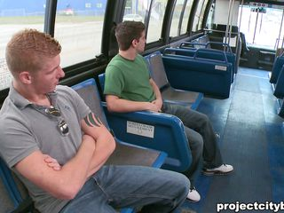 AJ Monroe and Connor Chesney are 2 slutty gays. this homosexuals were traveling by a bus where the have come closer. Then AJ Monroe have wasted no time to give the other dude a great throat work. That dude has taken as much wet feeling as much this chab could coming from dig ramrod of the other guy.
