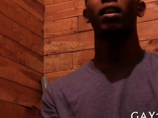 Black frat boys haze pledges and receive their weenies sucked off