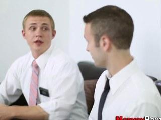 Mormon gazoo fucked raw